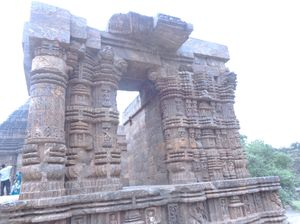 The Sun Temple: Konark