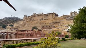 The Humongous Forts of Jaipur.