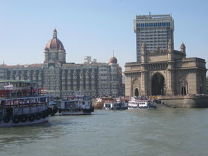 A Day at the Gateway of India