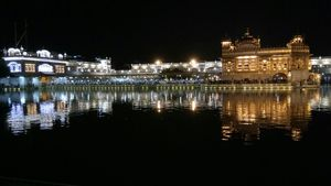 The magical city of Amritsar