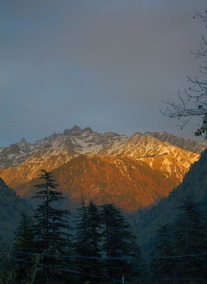 "Kasol  Bagpacking for ""HAPPINESS"" in Chilly Winters"