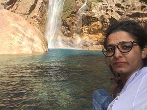#TripotoCommunity #SelfieWithAview Nongriat Meghalaya Rainbow Falls North East