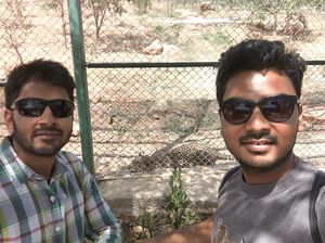 Sajjangadh Biological Park  1/2 by Tripoto