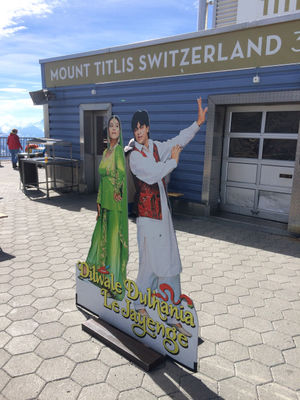 The unexpected Indian-ness of Mt. Titlis @Switzerland Diaries