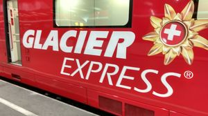A train journey through heaven - Glacier Express