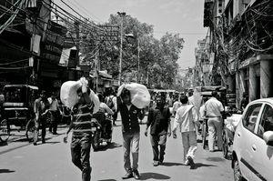 Lost in Delhi