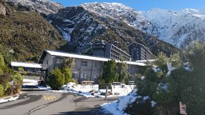 Mt Cook Village (NZ)