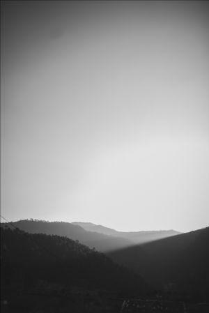 Ghost Village Mountains