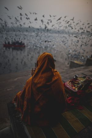 The many faces of Yamuna Ghat