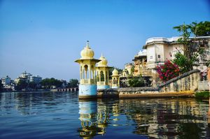 Weekend Getaway - An unplanned trip to Udaipur