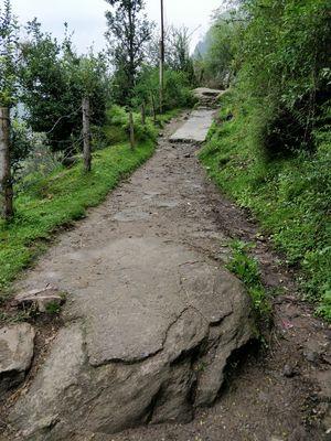 Trek to Jogini Waterfall