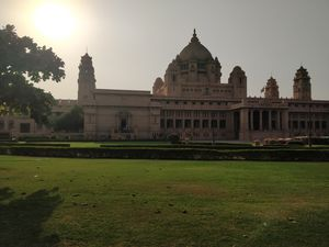 The Luxurious Umaid Bhawan Palace