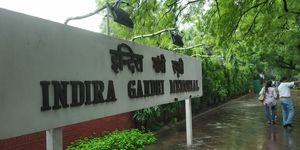 A Day in Indira Gandhi Museum (Photo by Redmi Note 5 Pro) #BestTravelPictures