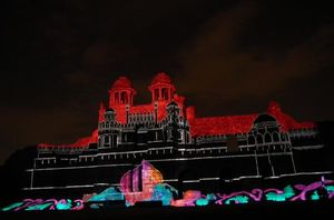 Purana Quila (Old Fort) - Sound & Light Show