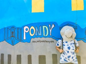 To the France in India- Pondicherry (or Puducherry) because the other one is far! #pondiphotos