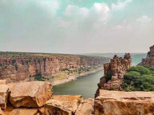 Road trip to the Grand Canyon of India - Gandikota #offbeatgetaway