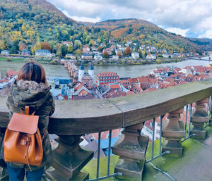 An autumn afternoon in Heidelberg
