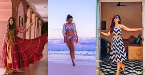 7 Women Travellers Show You How to Vacay in Style
