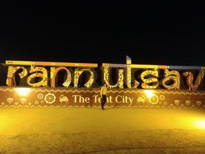 Rann Utsav Kutch-White ran: worth adding to your list..