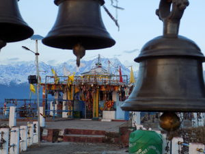 Solo Trip to Kartik Swami Temple : Amphitheatre of the Himalaya