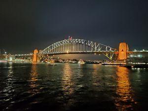 Sydney Harbour. Harbour cruise trip.
