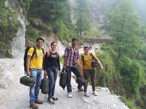 Trekking with the Clouds: Dharamshala & McleodGanj