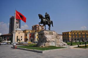 Skanderbeg Statue 1/undefined by Tripoto