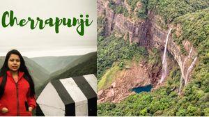 Cherrapunjee trip for RS 350/-