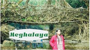 Dawki-Mawlynnong-Living Root Bridge @Rs 500