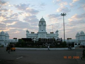 Kachiguda Railway Station 1/undefined by Tripoto