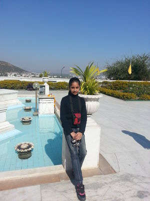 Castles and Chetak at Udaipur