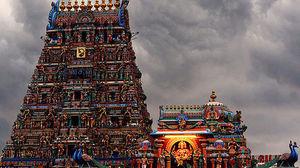 Pilgrimage in the Metropolitan Chennai
