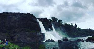 Niagara of India - Athirapilly falls!