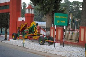 Kumaon Regiment: The Proud of India & Ranikhet