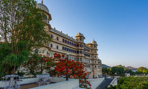 The Royal Invitation: Exploring Fateh Prakash Palace Heritage Hotel, Udaipur