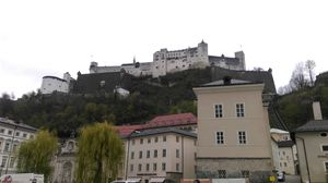 Salzburg, Austria: Castles, cafes and cobblestone walkways
