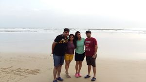 Goa!!! When nature calls