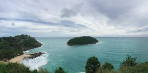 View of the ocean from Rawai Hill, Phuket #BestTravelPictures