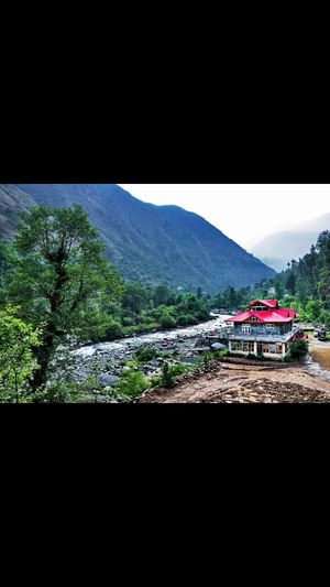 Tirthan valley aka Trout valley