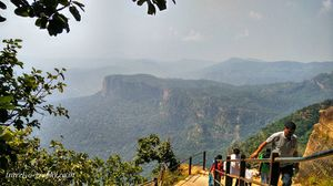 Pachmarhi- A military cantonment on a Hill station.  #NotInNorth