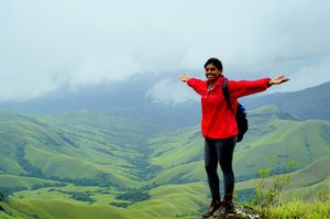TOP 5 TREKS IN KARNATAKA, INDIA