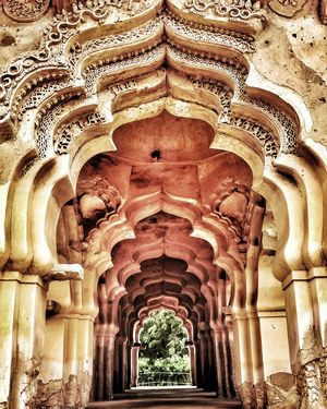 No Civil Engineers & No Heavy Machinery, and yet this Symmetry #BestTravelPictures