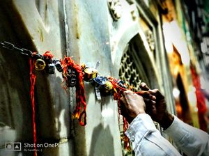 Ajmer Dargah - Where Hopes are Bound and Prayers are Answered :)