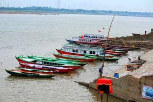 From the Varanasi Boat #1 - When I met Ganga