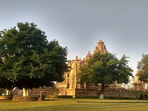 Khajuraho! The land of sculptures