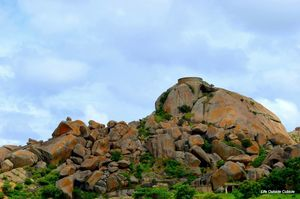 Monsoon Magic of Chitradurga Fort #offbeatplace