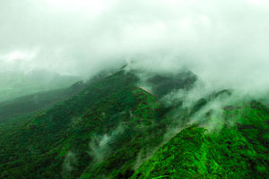 Mesmerizing View From 2100 feet Peb Fort