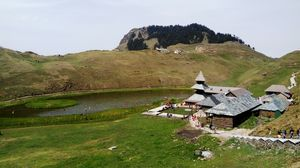 Prashar Lake Trek ---- An untouched secret in the Himalayas with enchanting beauty..
