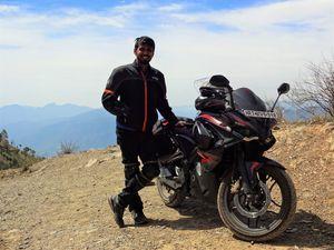 My First Bike Ride : GGN-CHD-Kasauli-Chail-Kufri-Shimla and back !!