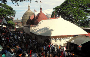 Ambubachi Mela in Kamakhya Temple